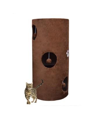 Bokštas draskyklė katinui 78cm